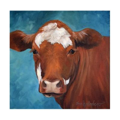 Chocolate Cow by Cheri Wollenberg