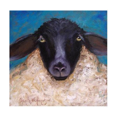 Lester the Lamb by Cheri Wollenberg