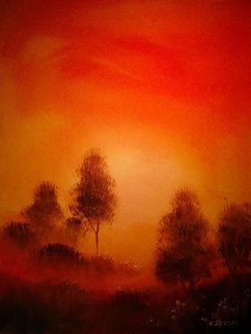 Autumn Landscapes by Cherie Roe Dirksen