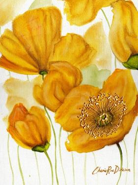 Yellow Poppies by Cherie Roe Dirksen
