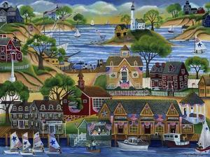 4th July Seaside Celebration by Cheryl Bartley