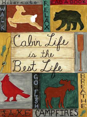Cabin Life by Cheryl Bartley