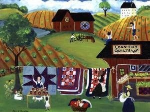 Country Quilts Jam by Cheryl Bartley