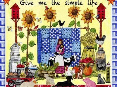 Give me the Simple Life Lang by Cheryl Bartley