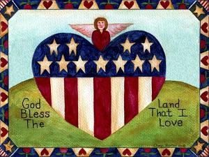 God bless the land I Love Lang 2018 by Cheryl Bartley
