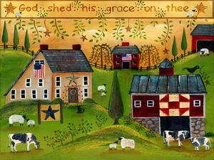 God Shed His Grace on Thee Lang 2018 by Cheryl Bartley