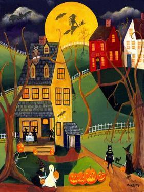 Halloween Trick or Treat by Cheryl Bartley