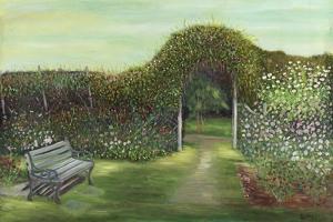 Rose Garden 3 by Cheryl Bartley