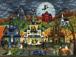 Spooky Street Cheryl Bartley by Cheryl Bartley