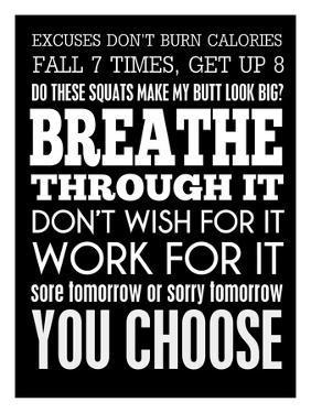 Breathe by Cheryl Overton