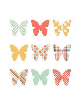 Butterflies by Cheryl Overton