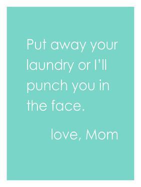 Love Mom by Cheryl Overton