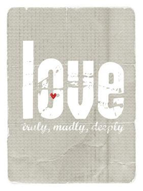 Love Truly, Madly, Deeply by Cheryl Overton