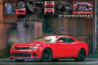 Chevrolet: Camaro- Detailed Z/28