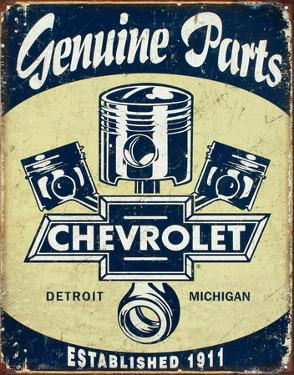 Chevrolet - Chevy Genuine Parts Pistons
