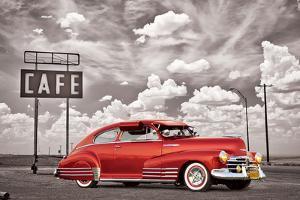 Chevrolet- Classic 1948 RedFleetline