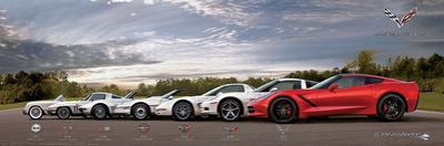 Chevrolet: Corvette- Stingray Evolution