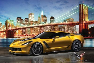 Chevrolet: Corvette- Z06 In New York