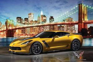 Chevrolet: Corvette- Z06 In New York