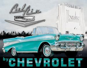 Chevy - '57 Bel Air