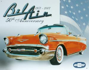 Chevy Bel Air 50th