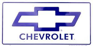 Chevy Bow Tie