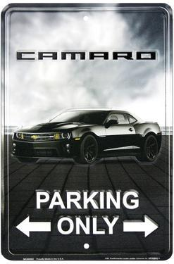 Chevy Camaro Parking