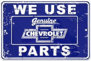 Chevy Parts