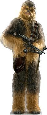 Chewbacca - Star Wars VII: The Force Awakens Lifesize Cardboard Cutout