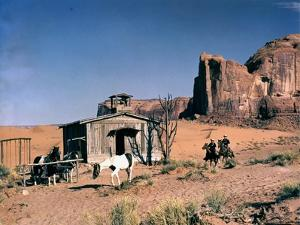 CHEYENNE AUTUMN, 1964 directed by JOHN FORD (photo)