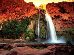 Havasu Falls, AZ by Cheyenne Rouse