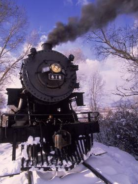 Heber Valley Historic Rail Road, Utah by Cheyenne Rouse
