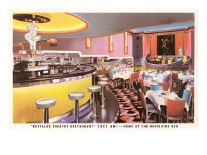 Chez Ami Cocktail Lounge, Buffalo, New York