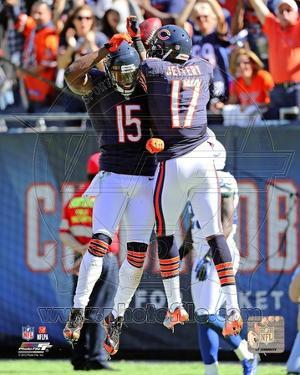 Chicago Bears - Brandon Marshall, Alshon Jeffery Photo