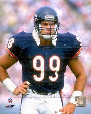 Chicago Bears - Dan Hampton Photo