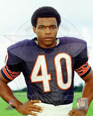 Chicago Bears - Gale Sayers Photo