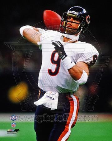 Chicago Bears - Jim McMahon Photo