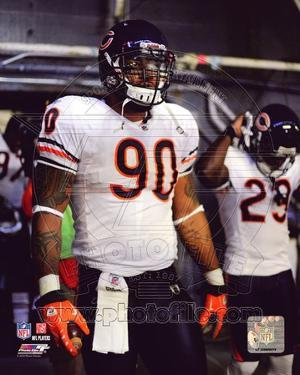 Chicago Bears - Julius Peppers Photo