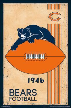 Chicago Bears - Retro Logo 14