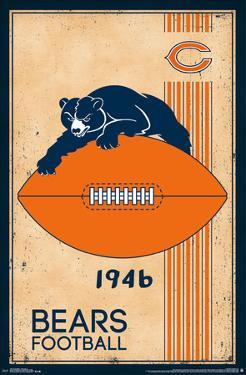 Chicago Bears - Retro Logo 14