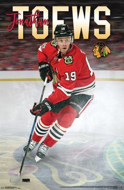 Chicago Blackhawks - Jonathan Toews