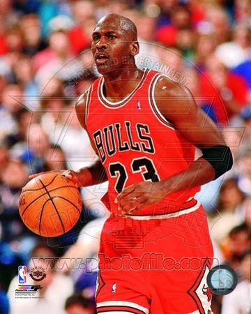 Chicago Bulls - Michael Jordan Photo