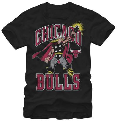 Chicago Bulls- Thor