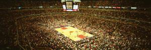 Chicago Bulls, United Center, Chicago, Illinois, USA