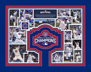 Chicago Cubs 2016 World Series Champions Milestones & Memories