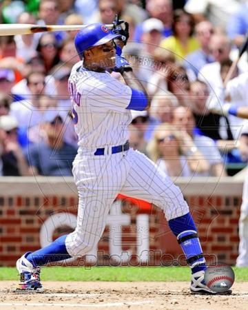 Chicago Cubs - Alfonso Soriano Photo