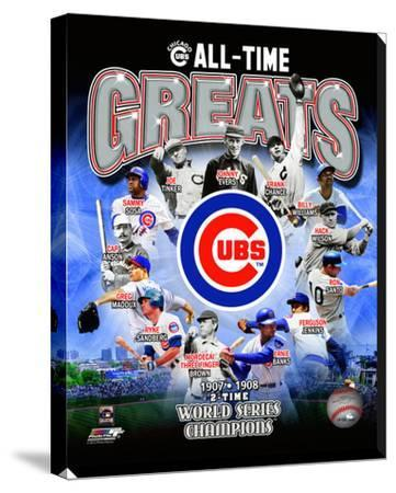 Chicago Cubs All Time Greats