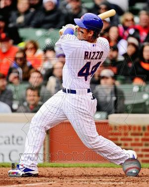 Chicago Cubs - Anthony Rizzo Photo