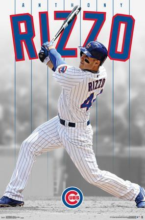 Chicago Cubs- Anthony Rizzo