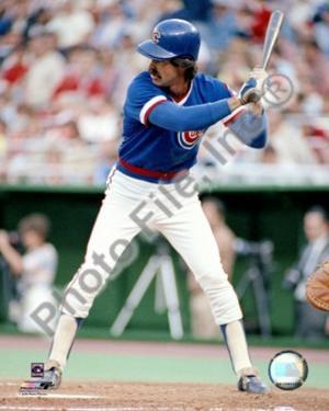 Chicago Cubs - Bill Buckner Photo